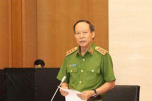Thứ trưởng Bộ Công an thông tin về quá trình điều tra vụ việc ông Nguyễn Hữu Linh