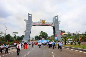 Gia Lai: Khánh thành Quốc Môn – cửa khẩu Quốc tế Lệ Thanh