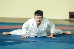 Isaac cật lực tập võ Judo, chuẩn bị cho vai diễn điện ảnh mới