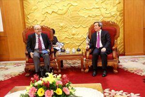 IMF khẳng định đồng hành cùng sự phát triển của Việt Nam