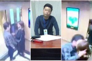 Ép hôn ở thang máy: Thứ trưởng Bộ Công an lý giải phạt 200.000 đồng