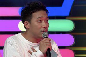 Trấn Thành tiết lộ Hari Won sắp có em bé ngay trên sóng truyền hình