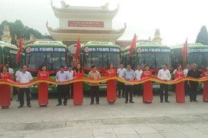 Thái Nguyên mở tuyến xe buýt kết nối các di tích lịch sử, văn hóa