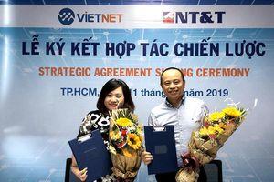 Việt Nét và NT&T Solution Co., Ltd hợp tác chiến lược