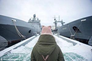 Bên trong tàu đổ bộ mới nhất của Hải quân Nga