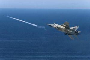 Nga sẽ trang bị tên lửa siêu âm 'Zircon' cho chiến đấu cơ MiG-31