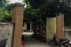 Vụ nam sinh lớp 9 tử vong nghi do cậu ruột đánh ở Hà Tĩnh: Xác định nguyên nhân ban đầu