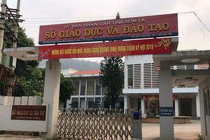 Sau khi 44 thí sinh gian lận điểm thi bị 'chỉ điểm', hàng loạt lãnh đạo Sở GD&ĐT Sơn La xin nghỉ phép