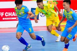 VCK Giải Futsal HDBank VĐQG 2019: Hấp dẫn cuộc đua top dẫn đầu