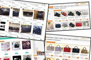 Phải đánh sập website bán hàng giả, hàng nhái