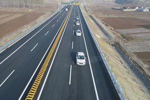 Trung Quốc thử xe tự lái trên đường cao tốc