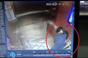 Sàm sỡ bé gái trong thang máy: Đã khởi tố chưa?
