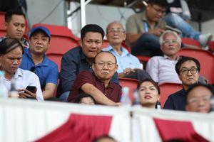 SHB.Đà Nẵng 0-2 SLNA: Thầy Park nhấp nhổm khi Đức Chinh dính chấn thương