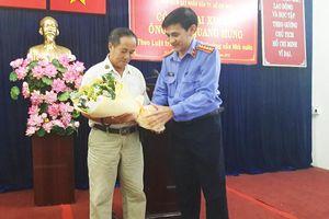 Gây oan sai hơn 10 năm, Viện KSND TPHCM xin lỗi cụ ông 72 tuổi
