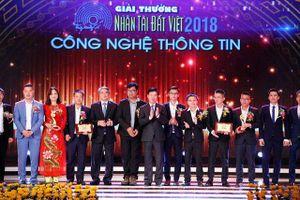 Nhân tài Đất Việt là sân chơi lớn cho các tài năng muốn chinh phục đỉnh cao