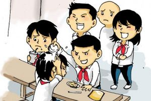 Ngăn chặn bạo lực học đường phải giáo dục học sinh ngay từ bậc tiểu học