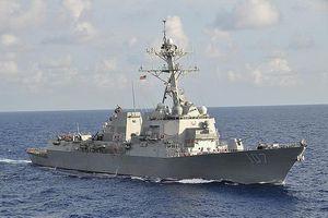 Nga theo sát tàu chiến NATO vừa vào biển Baltic