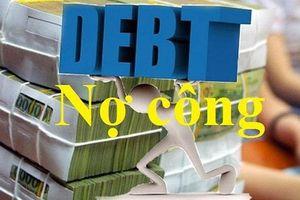 Nền tảng kiềm chế và kiểm soát nợ công chưa bền vững