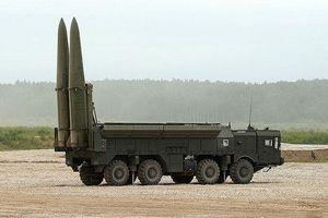 Hệ thống tên lửa chiến thuật Iskander của Nga bất ngờ xuất hiện ở Syria