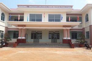 Nguyên kế toán phòng Giáo dục huyện trục lợi hàng tỉ đồng