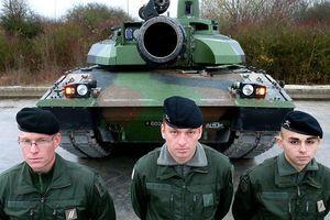 Pháp sẽ gửi xe tăng và quân đội đến biên giới Nga