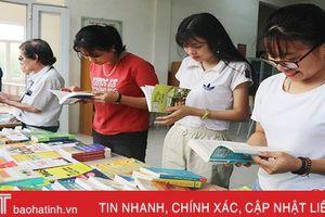 Đại học Hà Tĩnh tôn vinh văn hóa đọc thời kỳ 4.0
