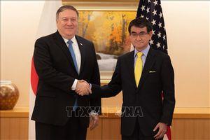 Mỹ, Nhật Bản tiến hành đối thoại '2+2'