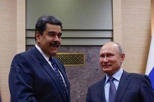 'Chiếc ô bảo vệ' của Nga đang trải rộng từ Syria đến Venezuela, kế hoạch Mỹ sụp đổ?