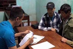Nghệ An: Phá thành công chuyên án ma túy, thu giữ 1 bánh heroin