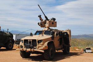 Mỹ phát triển xe chiến thuật JLTV thành vũ khí săn tăng theo kinh nghiệm Syria