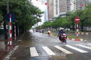 Mùa mưa 2019: Hà Nội còn 13 điểm úng ngập
