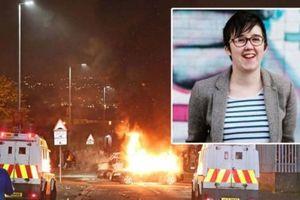 Nữ nhà báo nối tiếng bị bắn chết trong bạo động tại Bắc Ireland