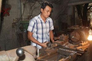 Phú Yên: Chiếc máy cày đa năng của chàng trai Đặng Ngọc Tiến