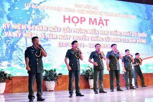 Lữ đoàn 316 Đặc công biệt động họp mặt kỷ niệm 45 năm Ngày truyền thống
