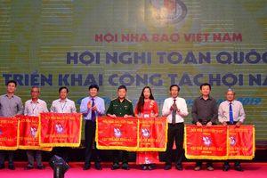 Nâng cao chất lượng đội ngũ cán bộ, hội viên Hội Nhà báo Việt Nam