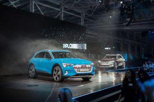 Mẫu SUV e-Tron của Audi sẽ xuất hiện trong bom tấn Avengers: Endgame
