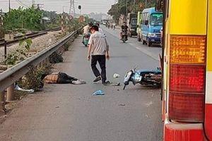 Danh tính nạn nhân tử vong sau va chạm xe buýt ở Thường Tín