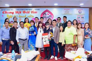 Phi Thanh Vân và đông đảo nghệ sĩ, doanh nhân ra mắt CLB từ thiện vì cộng đồng