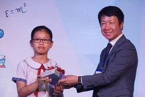Quỹ HansaeYes24 Foundation trao 10.000 quyển sách đến học sinh TP. Hồ Chí Minh
