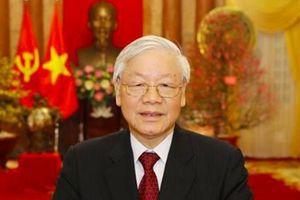 Tổng Bí thư, Chủ tịch nước gửi điện mừng lãnh đạo mới của Nhà nước Triều Tiên