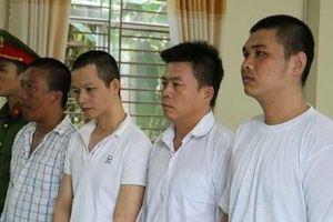 4 tên chuyên gây mê phụ nữ rồi cướp vàng lãnh 74 năm tù