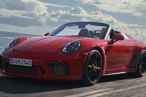 Porsche 911 Speedster 2019 sẽ chỉ sản xuất 1.948 chiếc