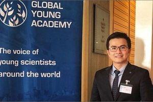 PGS trẻ Việt Nam được bổ nhiệm chức danh Giáo sư Đại học danh tiếng ở Mỹ