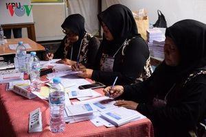 Lãnh đạo Việt Nam gửi điện mừng Indonsesia tổ chức thành công bầu cử