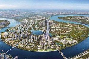 TP.HCM chấp thuận xây dựng hạ tầng kỹ thuật Khu dân cư Thủ Thiêm theo hình thức BT
