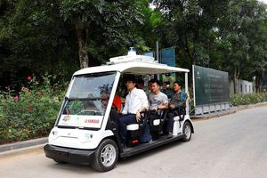 Cận cảnh tự lái đầu tiên tại Việt Nam