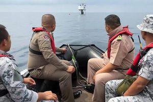 Cặp đôi đối mặt bản án tử hình khi cố tình xây nhà nổi trên biển Thái Lan