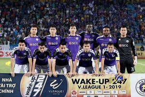 Lịch thi đấu V.League 2019 của Hà Nội Football Club