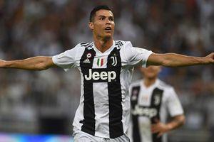 Hạ Fiorentina, Ronaldo cùng Juventus vô địch Serie A sớm 5 vòng