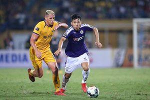 Lịch thi đấu V.League 2019 vòng 6: Hà Nội FC vs Hải Phòng